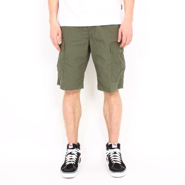 Regular Cargo Short `Columbia Ripstop'