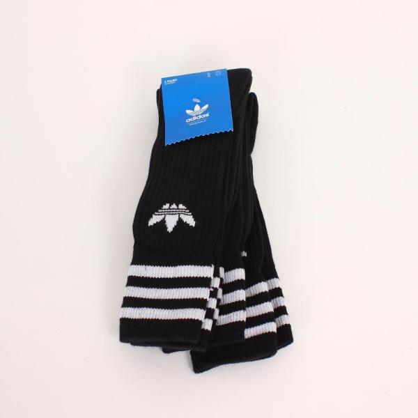 Solid Crew Socks