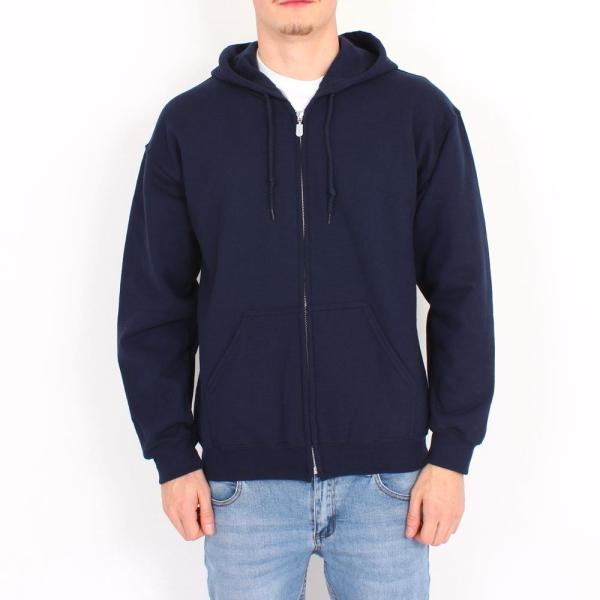 Zip Hooded Sweat