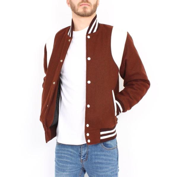 College Jacket Shoulder Stripes