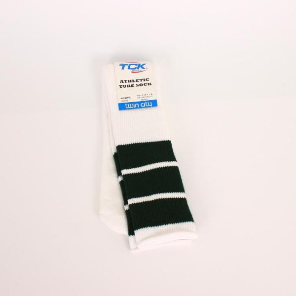 Cotton 3-Stripe OTC Tube
