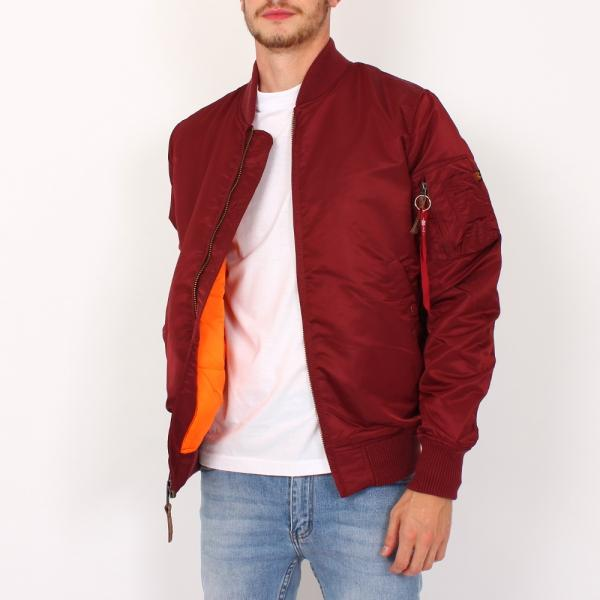 MA-1 VF 59 Long Jacket
