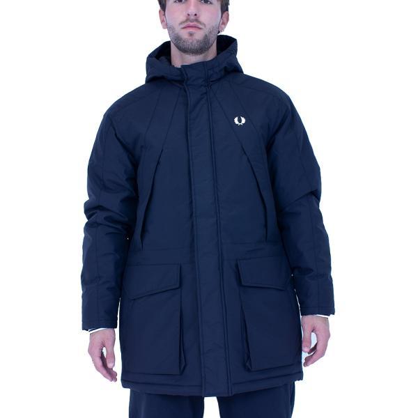 Padded Zip Through Jacket