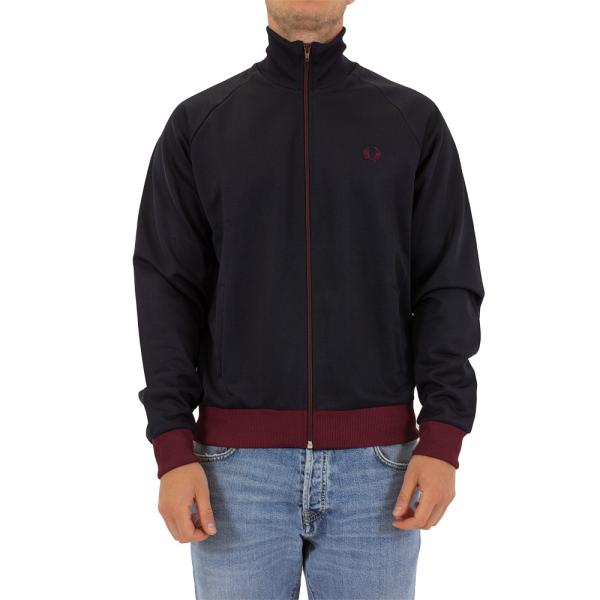 Contrast Trim  Jacket