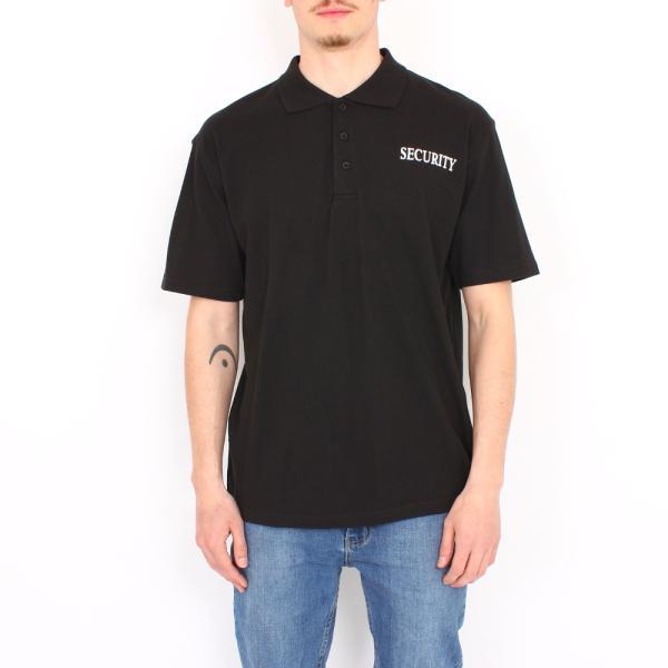 Security Poloshirt