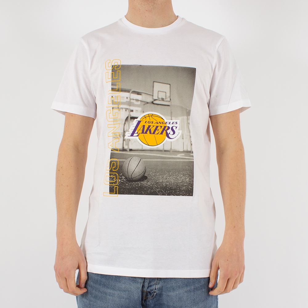 NBA Photograpfic Tee LOSLAK