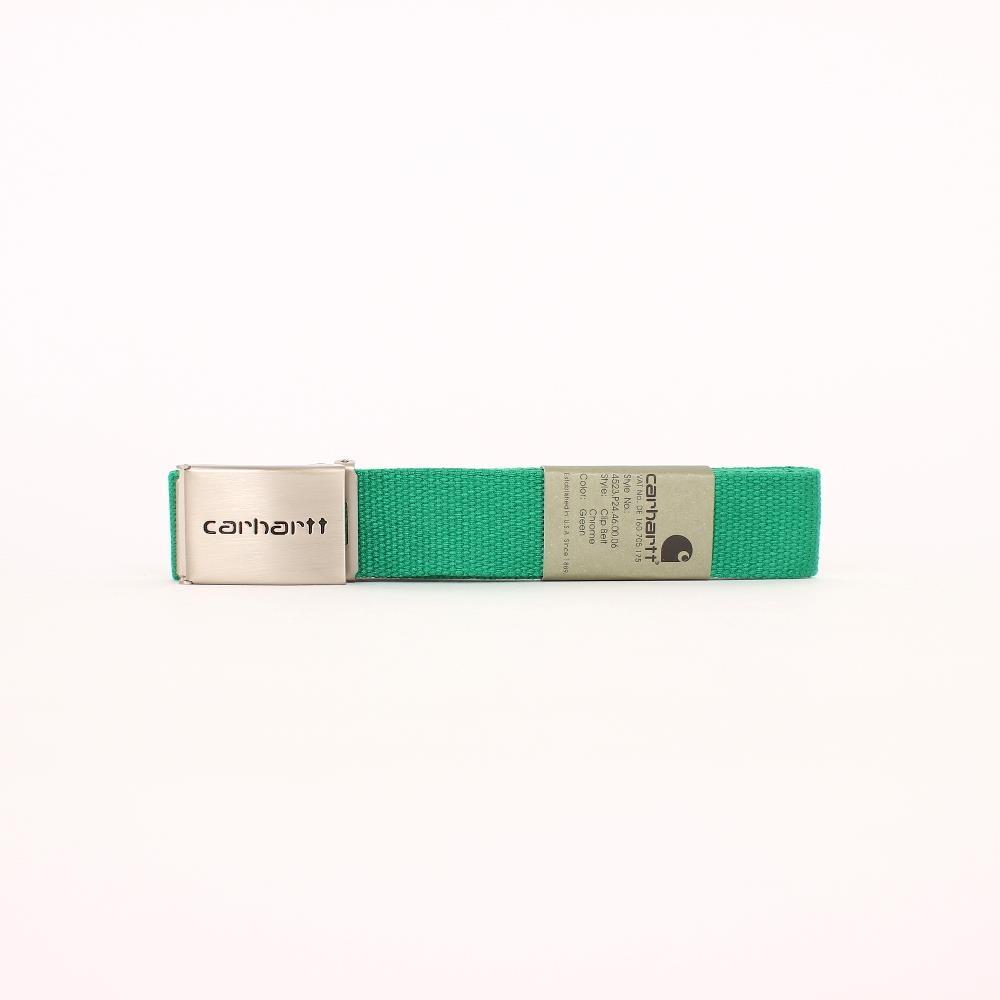 Clip Belt Chrome
