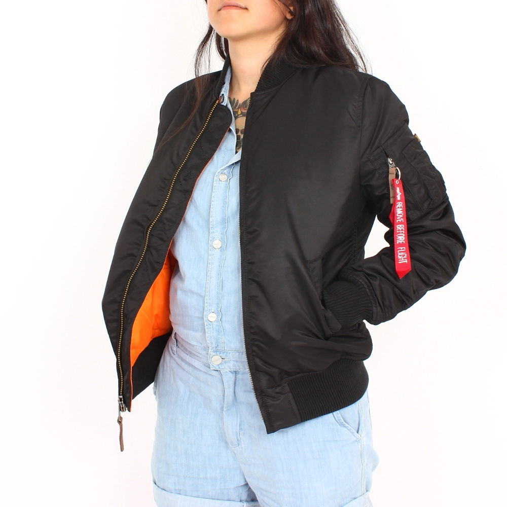 MA-1 TT Jacket Wmn