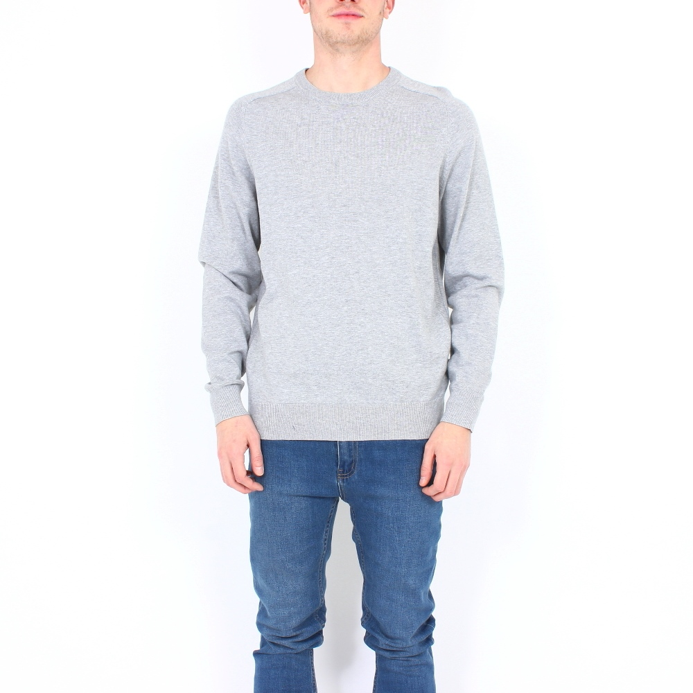 Cotton Crew Neck