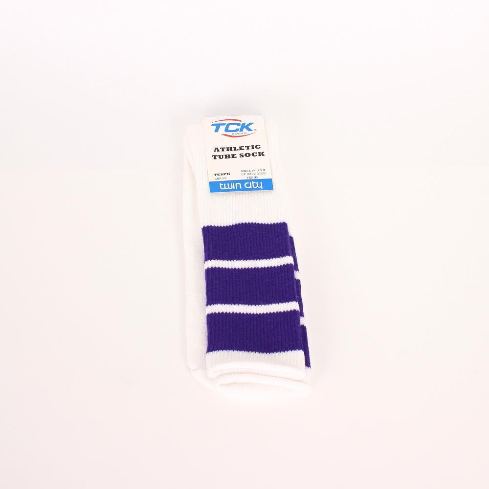 Cotton 3-Stripe OTC Tube