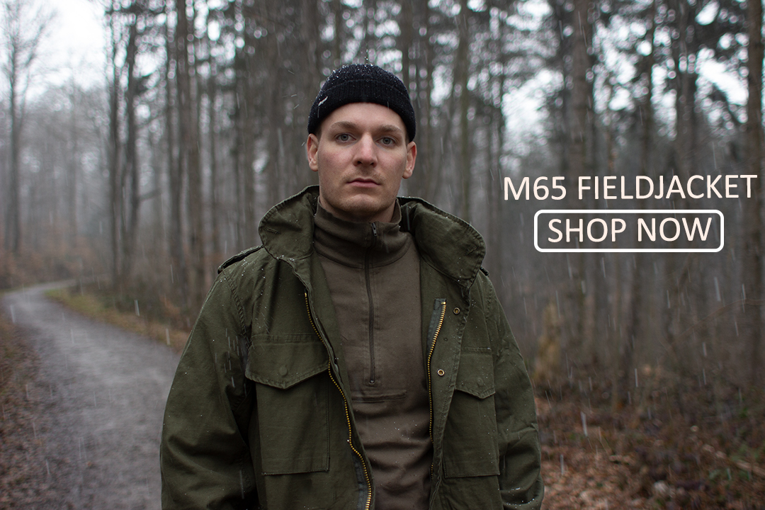 M65 Fieldjacket